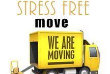 Moving / by Katie Melin