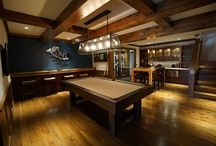 Mount Si / Take a look inside the gorgeous post and beam home built atop Mount Si by Joel and his crew.