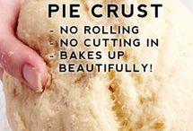 No Fuss Pie Crust