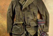 Old Fashion / Classic Barbour Style