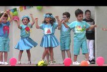 coreografia fiestas