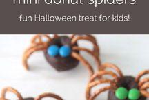 halloween snacks for kids