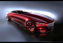 Automobile Sketch