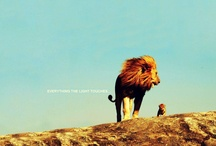 The Lion King / by Rebecca Weygandt