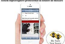 Solutii  supraveghere video Baia Mare / Sisteme supraveghere video profesionale, conectate online cu vizualizare de pe smartphone