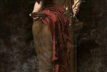 tarot - the priestess