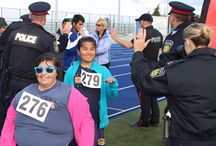 Four Corners Track and Field-Brampton 2014 / A great day out at Chinguacousy Park in Brampton! A special thanks to Peel Regional Police for their help and support!