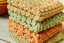 Crochet Corner: Dishclothes