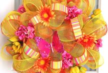 Wreaths / by Syrena Hopkins