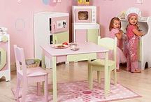 Playroom Ideas / by Kristin Green