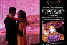 Neel and nisha wedding