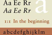 tipografies de lletres