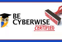 Cyberwise Certification and Badging / This online program makes it fun and easy to become a savvier citizen of the digital world…whether you're in the classroom, at home, or at the office. Learn how and why to use digital media confidently and safely.  www.cyberwisecert.com / by CyberWise