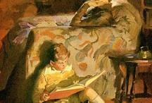 Book Worm / by Autumn Coggins