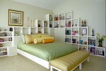 bedroom ideas / by Jennifer West