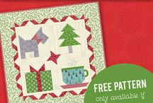Free Quilting Patterns / by Lorna McMahon