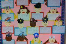 Kindergarten social studies / by Terri Robert