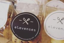 Elevenses / Elevenses makes simple and delicious cookies, with the best quality ingredients