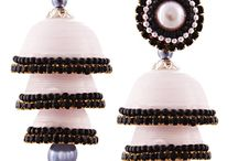 Black Color Latest Collection of #Earring ... At styloshopping.com