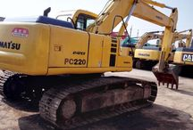 22 ton Japan excavator for sale