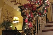 Christmas banisters / by Karen Bedson/Westerberg