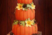 Fall Cakes