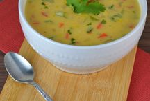 Soups and salads / by Marilyn Lange