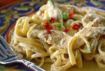 recepty- pasta
