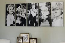 Creative ways to display your photos!
