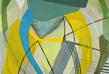 KY ANDERSON Hover / Abstract paintings and works on paper on view at our gallery in Chelsea from May 28 - June 27, 2015 http://bit.ly/2bMRUbs
