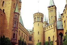 Châteaux - Castles / I love castles !
