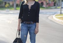 Cute & Casual: Fall & Winter / Work-from-home wardrobe for the creative entrepreneur