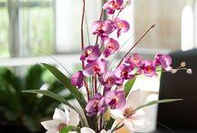 Blomsteroppsatser