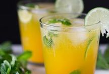 sweet summer drinks