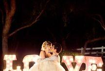 Future Wedding Ideas / by Melanie Carrier