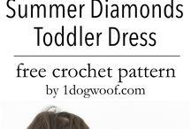 Crochet baby pattern and diy