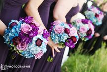 Wedding Flowers / Designs in all tones by Sisters Floral Design Studio