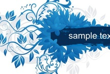 Flower Vector / by VectorsPedia.com Site