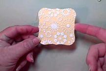 Verschillende pins gemaakt door anderen / De 3D kaarten enz