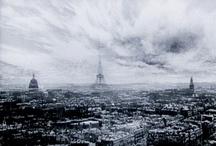 Dystopies / Le monde sans nous - Friches urbaines et industrielles, réelles ou provenant d'oeuvres artistiques. Ghost towns. Avènement des machines.