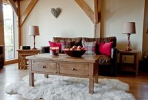 Country Cottage/French Country Interiors