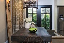 Dinning rooms / by Melissa Schaefer