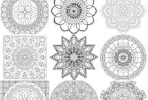 Coloring Pages / Coloring books aren't just for kids, this board has tons of adult coloring pages to help you relax and make something beautiful. These printable coloring pages will be great to destress after a busy day or just as an activity to do side by side with your family as there are also a few coloring pages for kids. These cool coloring pages will make a gorgeous finished product and are sure to bring a lot of joy to you when they're completed. There are Christmas, fall and mandala coloring pages.