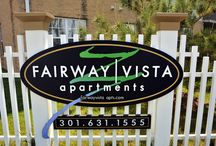 Fairway Vista in Frederick, MD - June 2016 Featured Property / Come discover what Fairway Vista has to offer! Our apartment homes in Frederick overlook the beautiful Clustered Spires golf course with close proximity to five state parks. Located in a quiet setting with plenty of nearby shopping choices - antique and specialty shops, downtown Frederick shops and mall shopping. Call for more details 240-772-5297 or visit http://bit.ly/FairwayVista