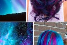 """Hair & make-up Ideas for the wild side in us all / This board is for anyone with a """"wild"""" side in them. Dare to be BOLD & venture out of the """"norm""""?? I want bold & beautiful hair & makeup Ideas that anyone can pull off to be pinned here. Just for fun or just to be wild!!!"""