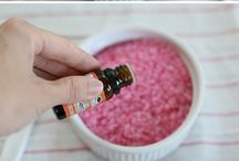DIY Aromatherapy and Bath Salt