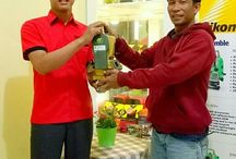 Pembelian produk Indosurta Group