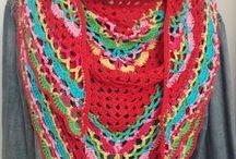 sjaals en mutsen