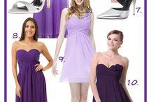 wedding bridesmaid dresses