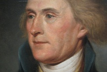 Colonial portraits founding fathers